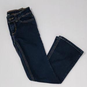 Jordache flare girl jeans
